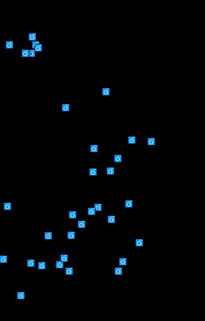 a3c5d9ad Nydelig blå ballkjole fra Diin Brud og selskap selges med underskjørt og  sko på FINN kart